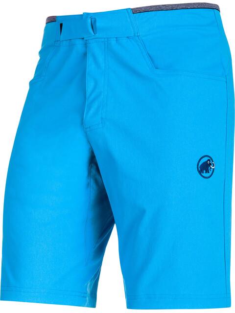 Mammut Massone - Pantalones cortos Hombre - azul